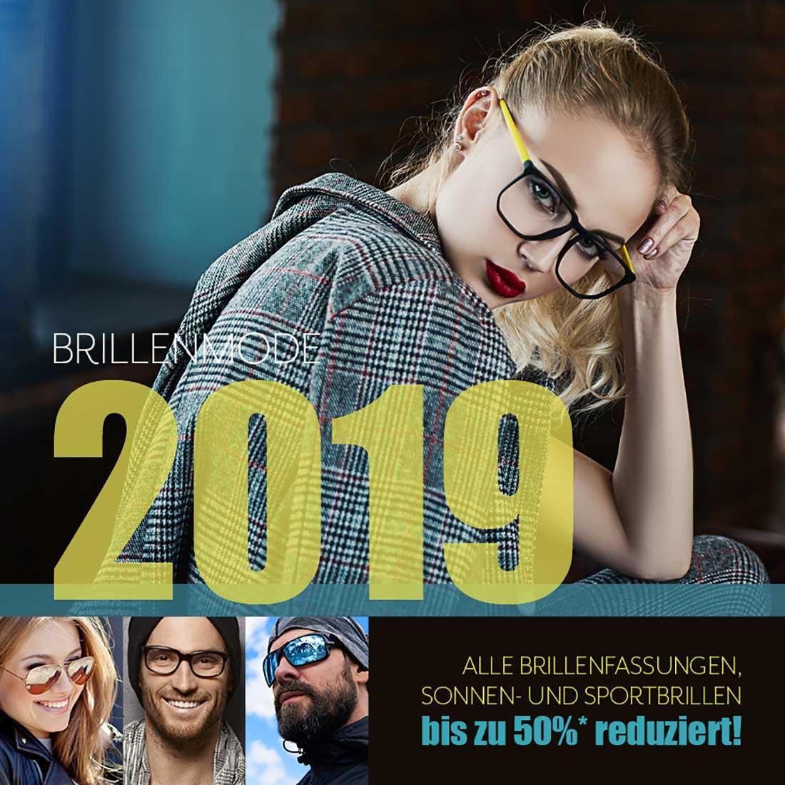 Brillenmode 2019