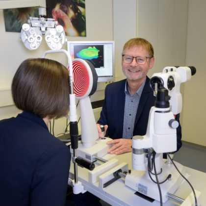 Kontaktlinsenanpassung Optik Knappe in Mühldorf